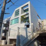 【福岡市中央区】コンクリート打ち放し仕上改装工事