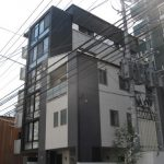 【福岡市中央区】コンクリート打ち放し仕上工事