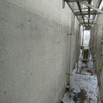 【筑紫野市】コンクリート打放し仕上工事